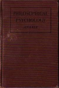 Philosophical Psychology with Related Readings