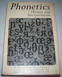Phonetics: History and Interpretation