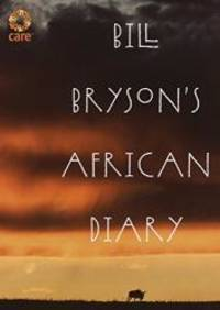 image of Bill Bryson's African Diary