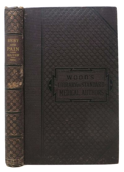 New York: William Wood & Company, 1879. 2nd edition. Original brown cloth. VG+ (lt extremity wear/fe...