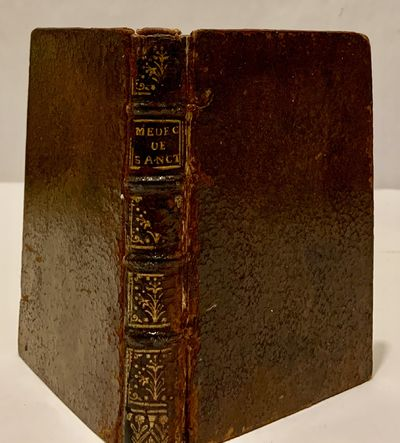 Paris: Claude Jombert, 1722. leather_bound. Contemporary full brown calf. Very good. 119 pages . 13 ...