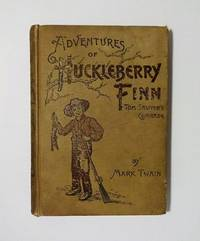 Adventures of Huckleberry Finn by Mark Twain - Hardcover - 1892 - from CraigsClassics (SKU: 1722)