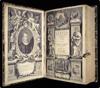 Lexicon chaldaicum, talmudicum et rabbinicum, nunc primum in lucem editum a Johanne Buxtorfio Filio....