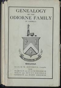 Genealogy of the Odiorne Family in America