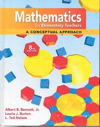 image of Mathematics For Elementary Teachers A Conceptual Approach