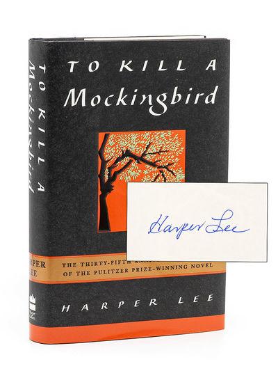(New York): HarperCollins, 1995. 22nd printing of the 35th Anniversary Edition. Fine in original bla...