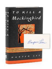 To Kill a Mockingbird; Thirty-fith Anniversary Edition