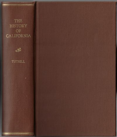 San Francisco: H.H. Bancroft & Company, 1866. First Edition. Hardcover. Very Good. xvi, 657 pp, with...
