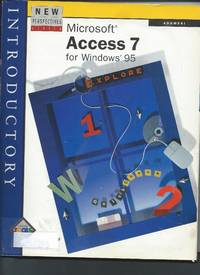 Microsoft Access 7 for Windows 95 Introductory