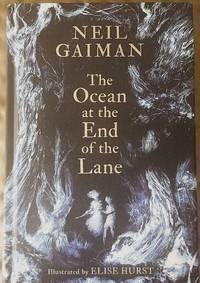 The Ocean at the End of the Lane **SIGNED ILLUSTRATED 1st Edition**