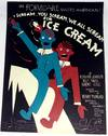 View Image 1 of 2 for  I Scream, You Scream, We All Scream for Ice Cream Un FORMIDABLE succes Americain! Inventory #1176