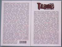 TALEBONES #39: Science Fiction & Dark Fantasy