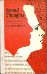 Second Thoughts: A Collection of Articles from Writer's Digest