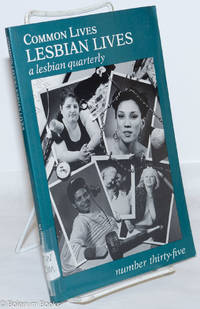 image of Common Lives/Lesbian Lives: a lesbian quarterly; #35, Summer 1990