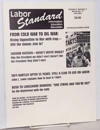 image of Labor standard. Vol. 4 no. 2 (2002-Fall) Whole No. 11
