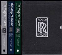 image of Magic of a Name: The Rolls Royce Story Three Volume Set with Slipcase