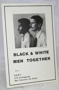 Black & white men together [poster]