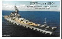 USS Wisconsin BB-64, Hampton Roads Naval Historical Foundation, Photo Museum Guide
