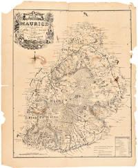 Carte de Maurice (ci-devant Ile-de-France) Contenant la Situation des Principales Sucreries, les Routes & les Limites des Divers Quartiers de l'He