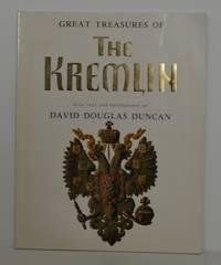 Great Treasures Of The Kremlin by  David Douglas Duncan - Paperback - April 1980 - from Dan Glaeser Books (SKU: 917)