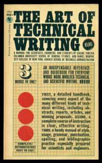 image of THE ART OF TECHNICAL WRITING