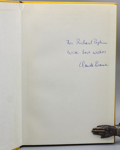 Amsterdam:: B. R. Gruner,, 1984. First Edition. Hardcover. Like New. Signed by Author. Series: Bochu...