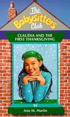 image of Claudia and the First Thanksgiving (Babysitters Club)