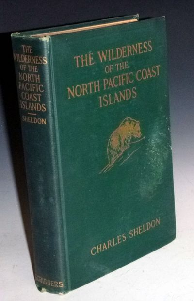 New York: Charles Scribber's Sons, 1912. First Edition. Octavo. 246pp., folding map, with appendices...