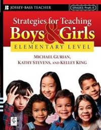 image of Strategies for Teaching Boys and Girls -- Elementary Level: A Workbook for Educators