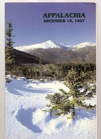 image of APPALACHIA: AMERICA'S OLDEST JOURNAL OF MOUNTAINEERING AND CONSERVATION:  NEW SERIES / VOLUME LI DECEMBER 15, 1997 / NUMBER 4 MAGAZINE NUMBER 205