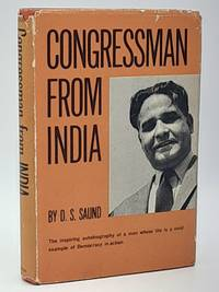 Congressman from India. (Signed).