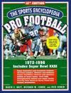 image of The Sports Encyclopedia : Pro Football