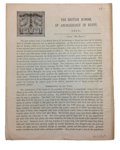 : , 1913. Paperback. Good. Unnumbered 4-page brochure. 24 cm. Wrinkling. Later vertical and horizont...