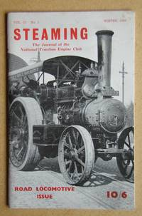 Steaming. Winter 1966. The Journal of the National Traction Engine Club.