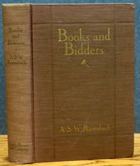 image of BOOKS AND BIDDERS: THE ADVENTURES OF A BIBLIOPHILE