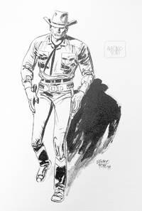 image of Gunslinger - Limited Edition Print (Signed)