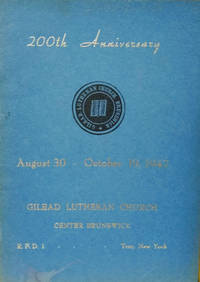 200th Anniversary, August 30 - October 19, 1947