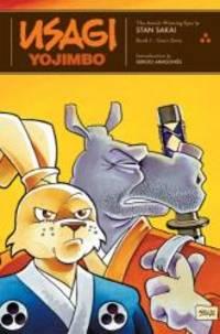 image of Usagi Yojimbo Book 7