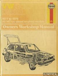 Haynes Owners Workshop Manual: VW, 1977-1979