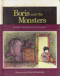 Weekly Reader Boris and the Monsters COLLECTIBLE