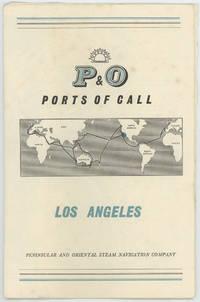 P & O Ports of Call. Los Angeles.