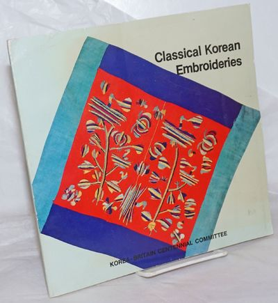 no place: Korea-Britain Centennial Committee / International Cultural Society of Korea, 1984. Paperb...