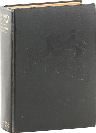 New York: Dodd, Mead, 1937. First Edition. First Printing. Octavo (20cm); black cloth covered boards...