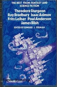 THE BEST FROM FANTASY AND SCIENCE FICTION.