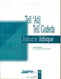 Tell 'Atij Tell Gudeda.  Industrie lithique.  Analyse technologique et fonctionnelle.
