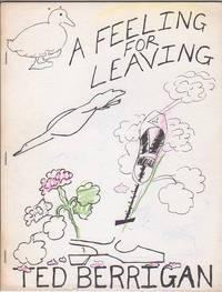 A FEELING FOR LEAVING