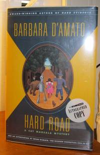 HARD ROAD: A Cat Marsala Mystery