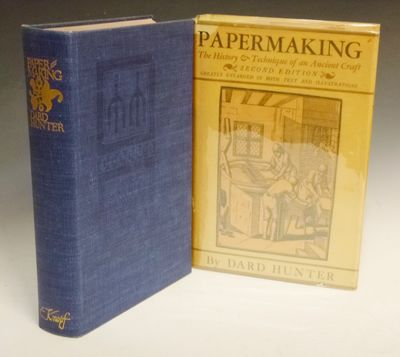New York: Alfred a Knopf, 1947. Octavo. Greatly enlarged in both text and illustrations, xxiv, 611pp...