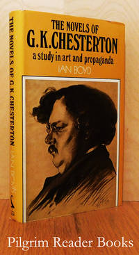 The Novels of G. K. Chesterton: A Study in Art and Propaganda.