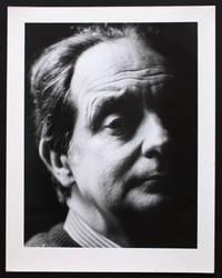 Portrait photographique de Italo Calvino par Bruno de Monès (tirage vintage signé)